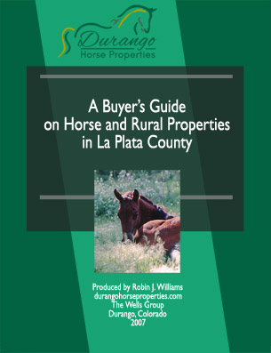 Buyers Guide on Horse and Rural Properties Cover